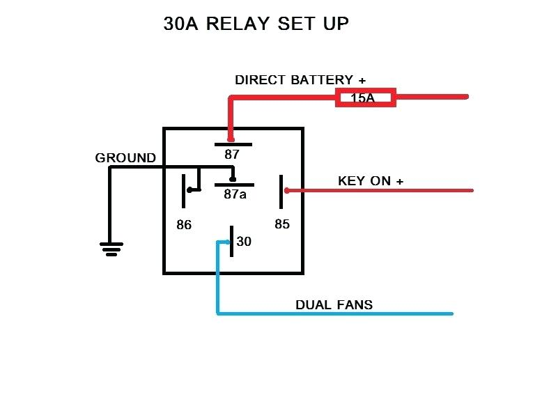 basic relay wiring diagram lh 2788  relay wiring diagram 5 pole free diagram  lh 2788  relay wiring diagram 5 pole