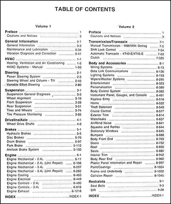 2001 Pontiac Grand Am Stereo Wiring Diagram - Database