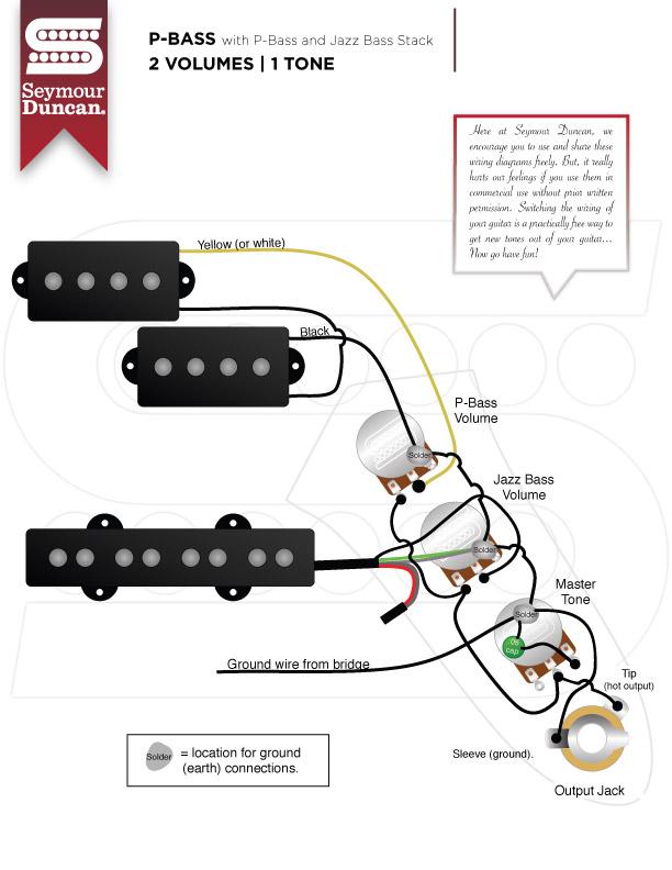 Jazz Bass Wiring Diagram Blend Automotive Fuse Box Replacement For Wiring Diagram Schematics