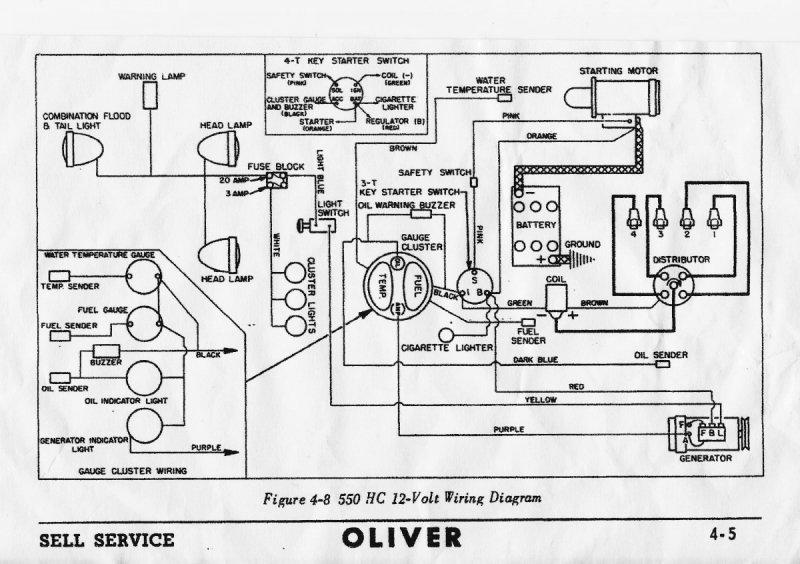 AM_6841] Oliver 1655 Tractor Wiring Diagram Free DiagramHapolo Itive Lukep Xero Mohammedshrine Librar Wiring 101