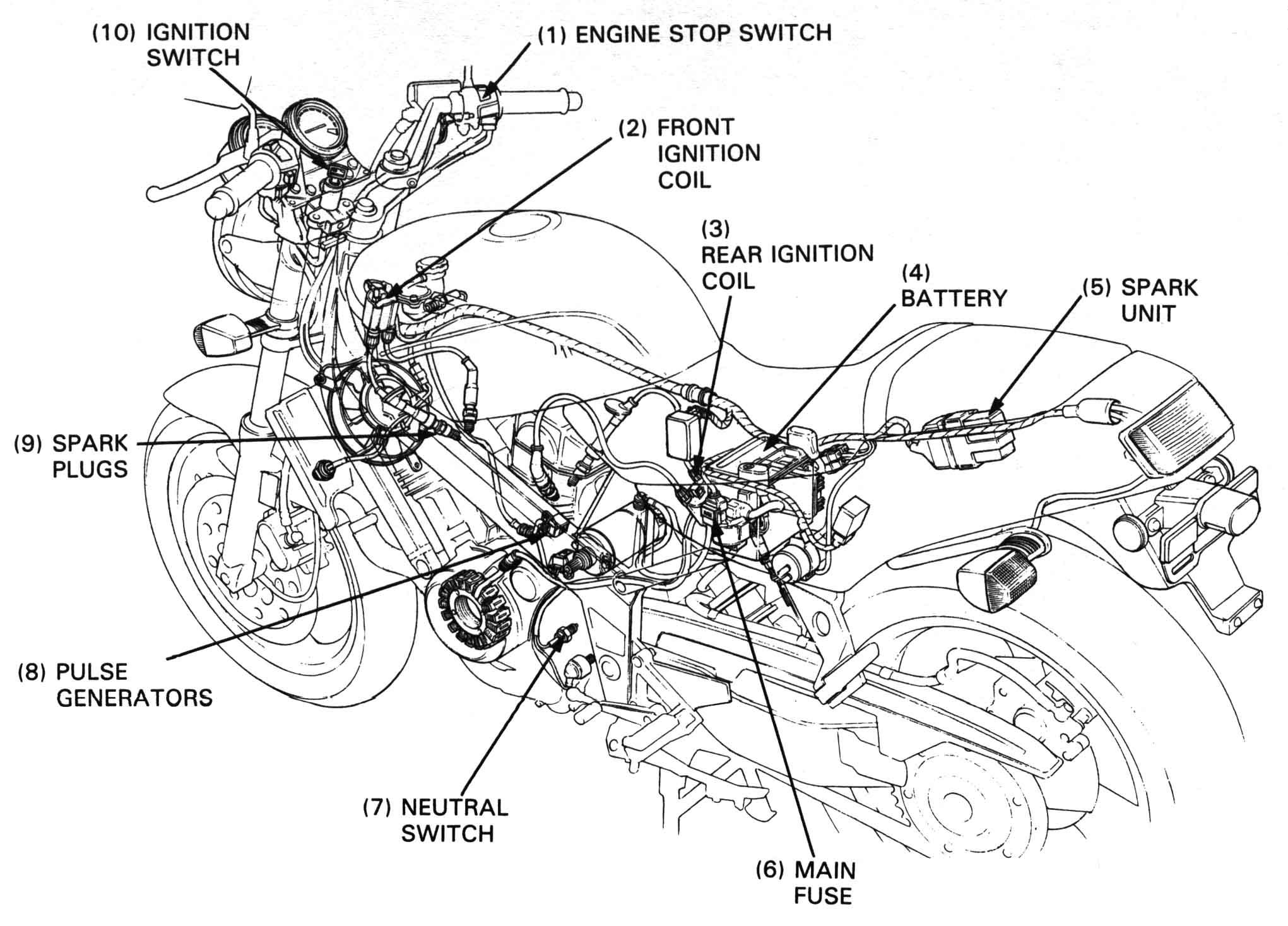 honda starter switch wiring xo 4112  honda ignition switch wiring moreover ignition system  honda ignition switch wiring moreover