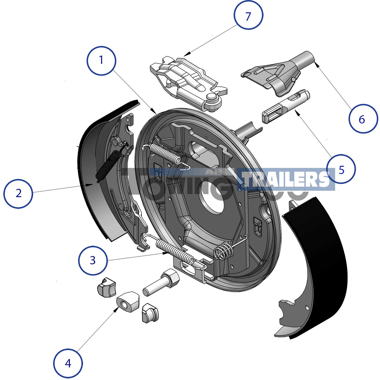 Alko Electric Brakes Wiring Diagram