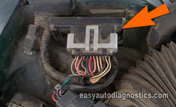 Excellent Part 1 Troubleshooting The Ignition Module Ford 4 6L Coil Pack Wiring Cloud Monangrecoveryedborg