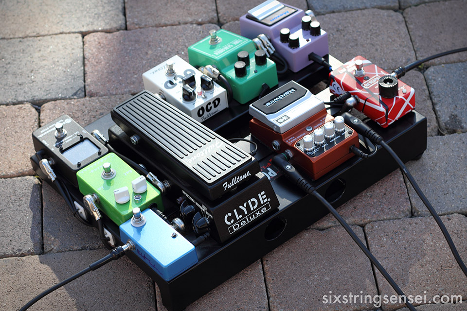 Strange The Absolute One Stop Guide To The Guitar Pedal Board Wiring Cloud Xortanetembamohammedshrineorg