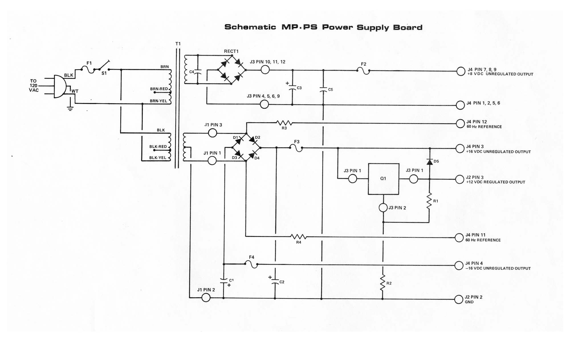 power supply wiring diagram gc 0097  diagram of a power supply power supply wiring diagram pc gc 0097  diagram of a power supply