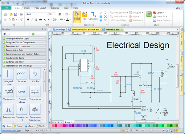 Miraculous Electrical Wiring Diagram Generator Basic Electronics Wiring Diagram Wiring Cloud Licukshollocom