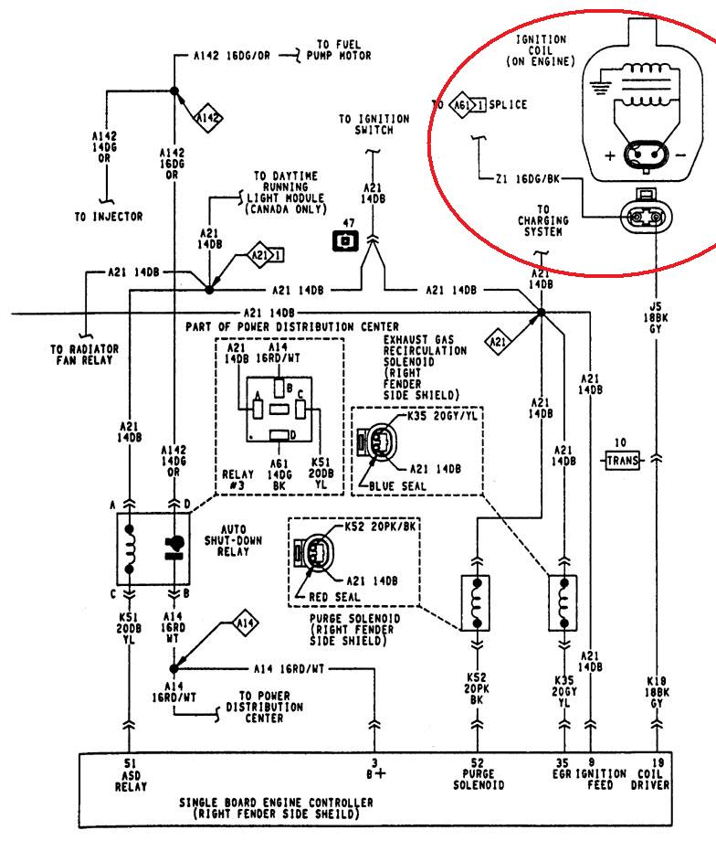 Radio Wiring Diagram For 92 Dodge Dakota