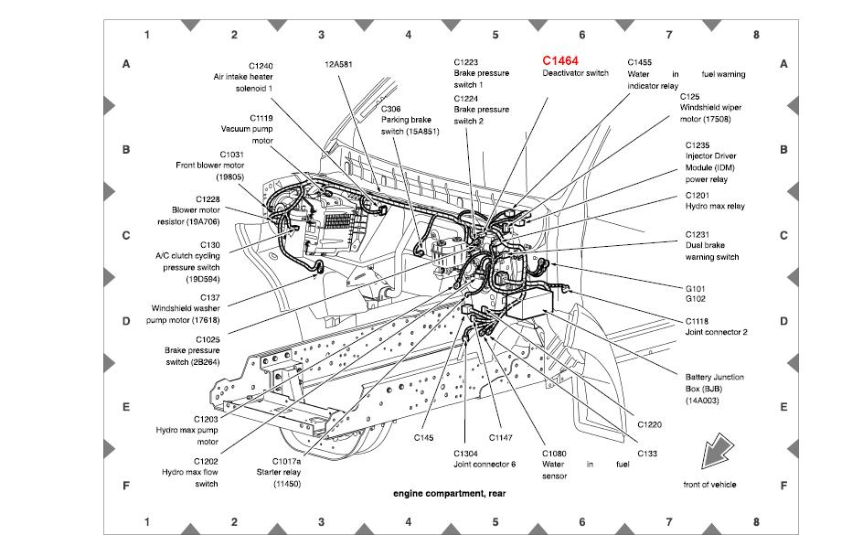 Miraculous Ford F650 Starter Wiring Wiring Diagram Tutorial Wiring Cloud Cranvenetmohammedshrineorg