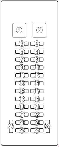 [DIAGRAM_38EU]  OM_5420] 2000 Mazda Mpv Fuse Box Diagram Free Diagram | 2002 Mazda Mpv Fuse Box Diagram |  | Bedr Monoc Majo Umize Penghe Isra Mohammedshrine Librar Wiring 101
