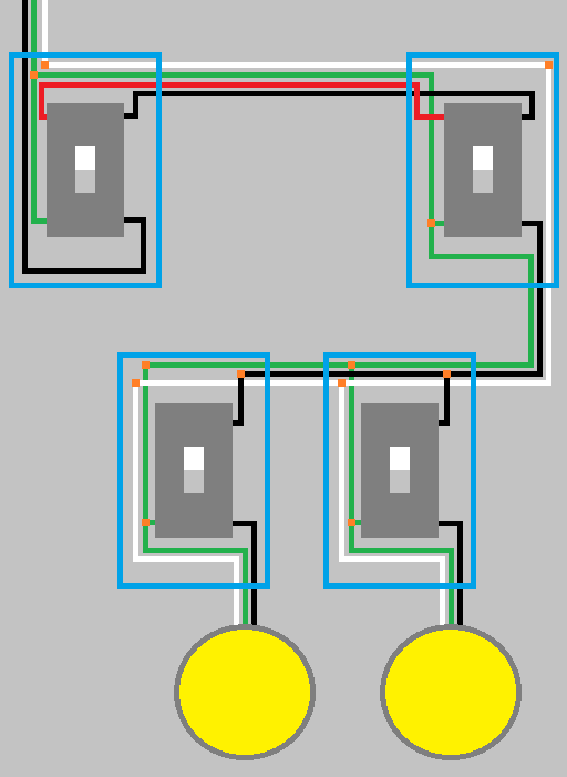 yv7430 wiring a switch middle of circuit download diagram