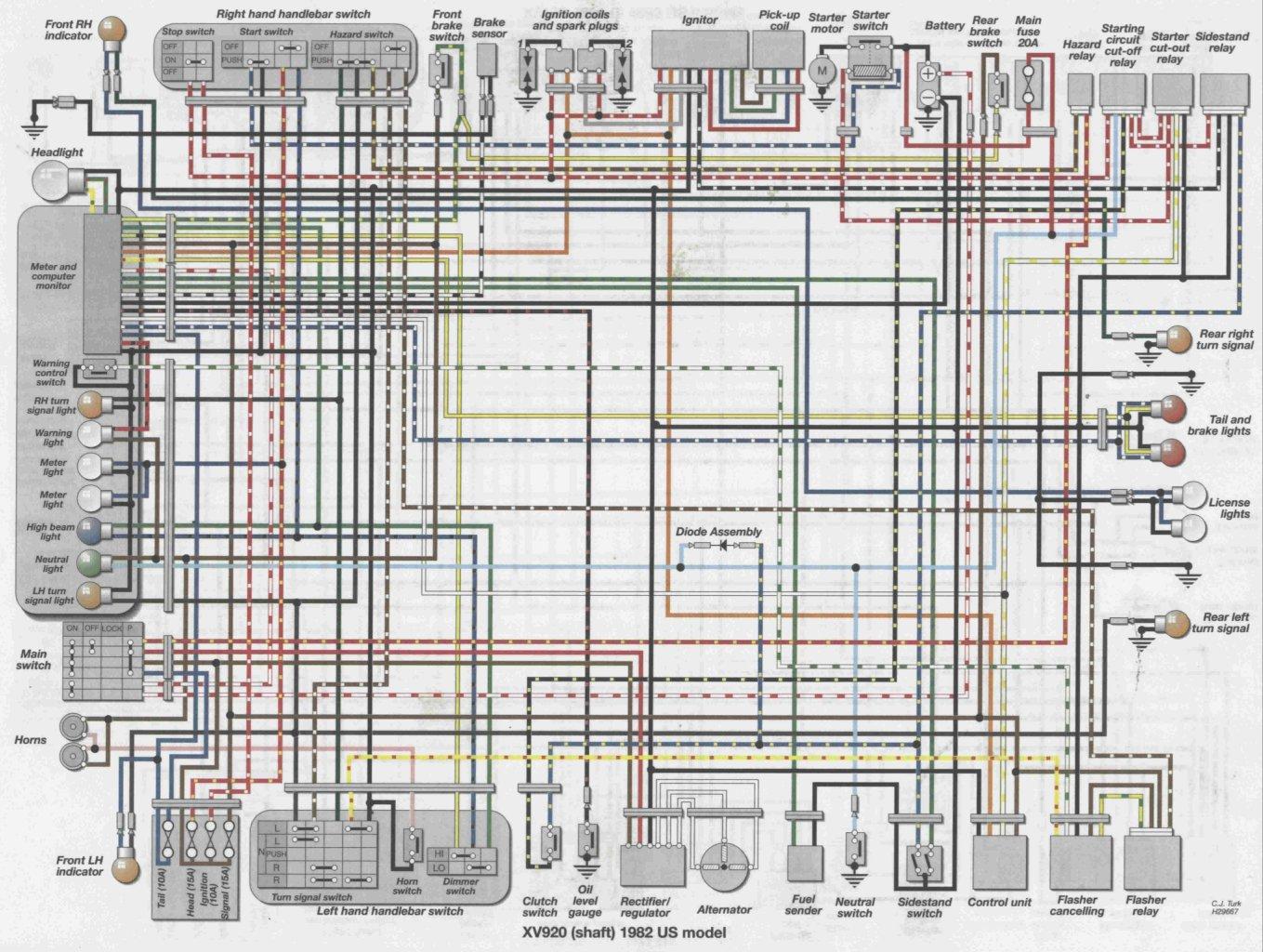 ZD_2136] Virago Xv750 Wiring D Further 1985 Yamaha Virago 700 Wiring Diagram  Free DiagramInkl Cette Mohammedshrine Librar Wiring 101