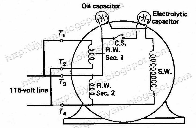 Enjoyable Leeson Single Phase Motor Wiring Diagram Basic Electronics Wiring Wiring Cloud Grayisramohammedshrineorg
