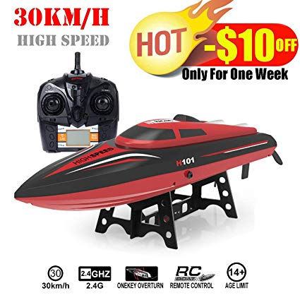Cool Amazon Com Szjjx Remote Control Boats 2 4Ghz 4 Channels Rc Electric Wiring Cloud Hisonepsysticxongrecoveryedborg