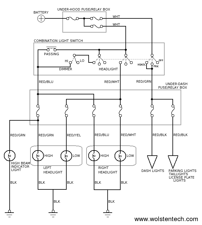 MC_0096] 1991 Acura Integra Headlight Wiring Diagram Download Diagram | Acura Rsx Headlight Wiring Diagram |  | Mentra Vish Push Rine Tixat Mohammedshrine Librar Wiring 101