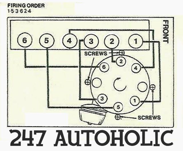Cc 0486  Need Firing Order Diagram For Ford 54 Download