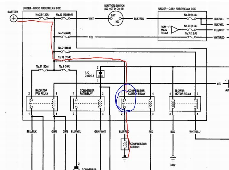 LD_6083] 2009 Acura Mdx Ac Diagram Wiring Schematic Schematic Wiring
