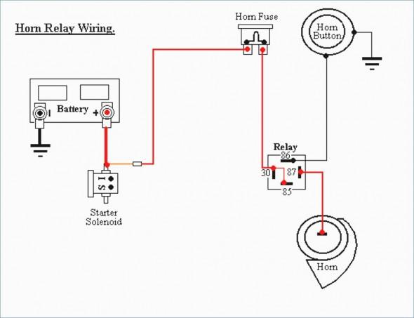 Car Horn Wiring - Wiring A Drag Race Car for Wiring Diagram SchematicsWiring Diagram Schematics