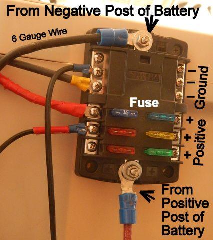 [SCHEMATICS_4CA]  Pop Up Camper Fuse Box - Wiring Diagrams | Camper Fuse Box Location |  | fat.vote.lesvignoblesguimberteau.fr