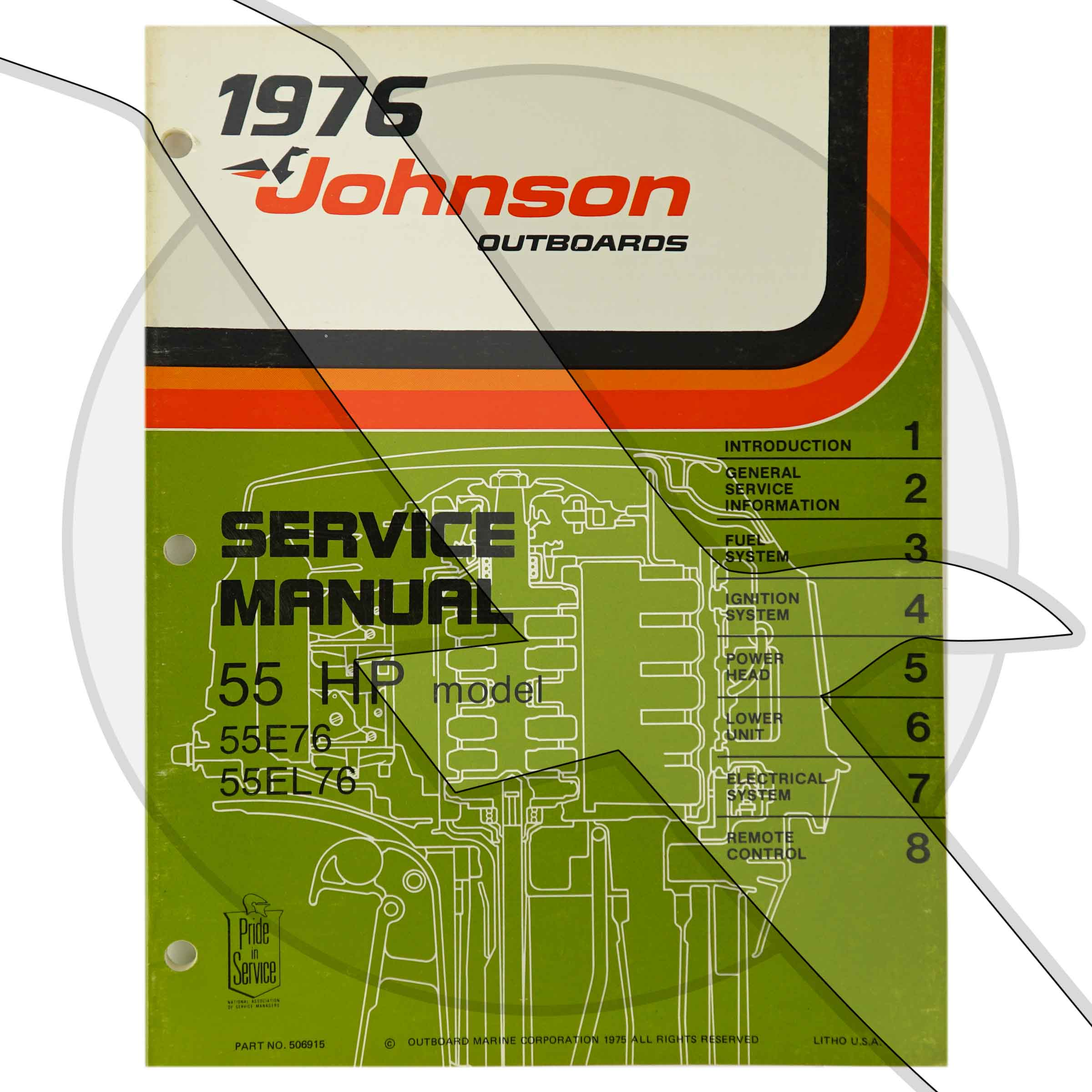 135esl73m Johnson Wiring Diagram