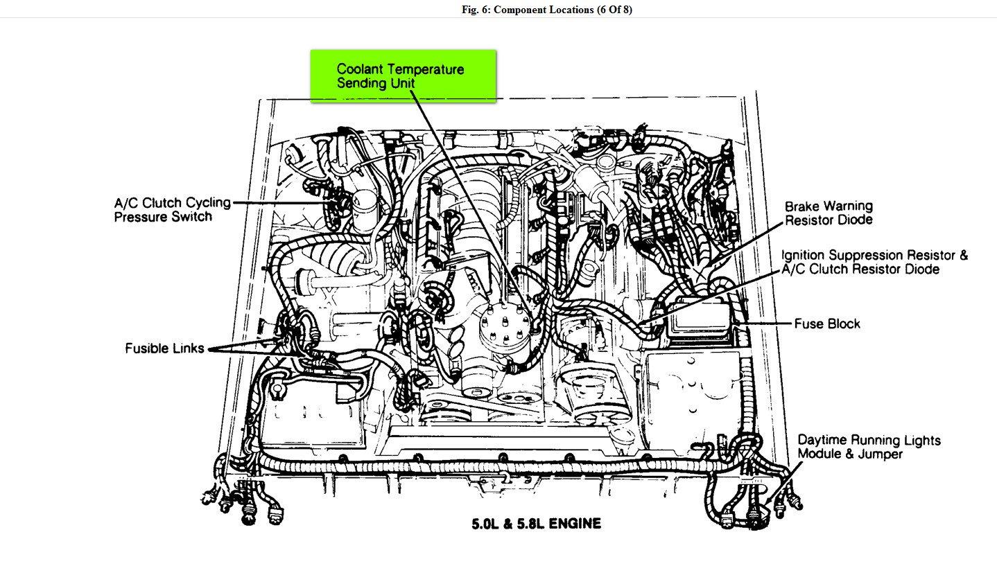 bronco engine diagram wl 2909  ford 302 firing order diagram on 93 ford bronco 5 0  firing order diagram on 93 ford bronco