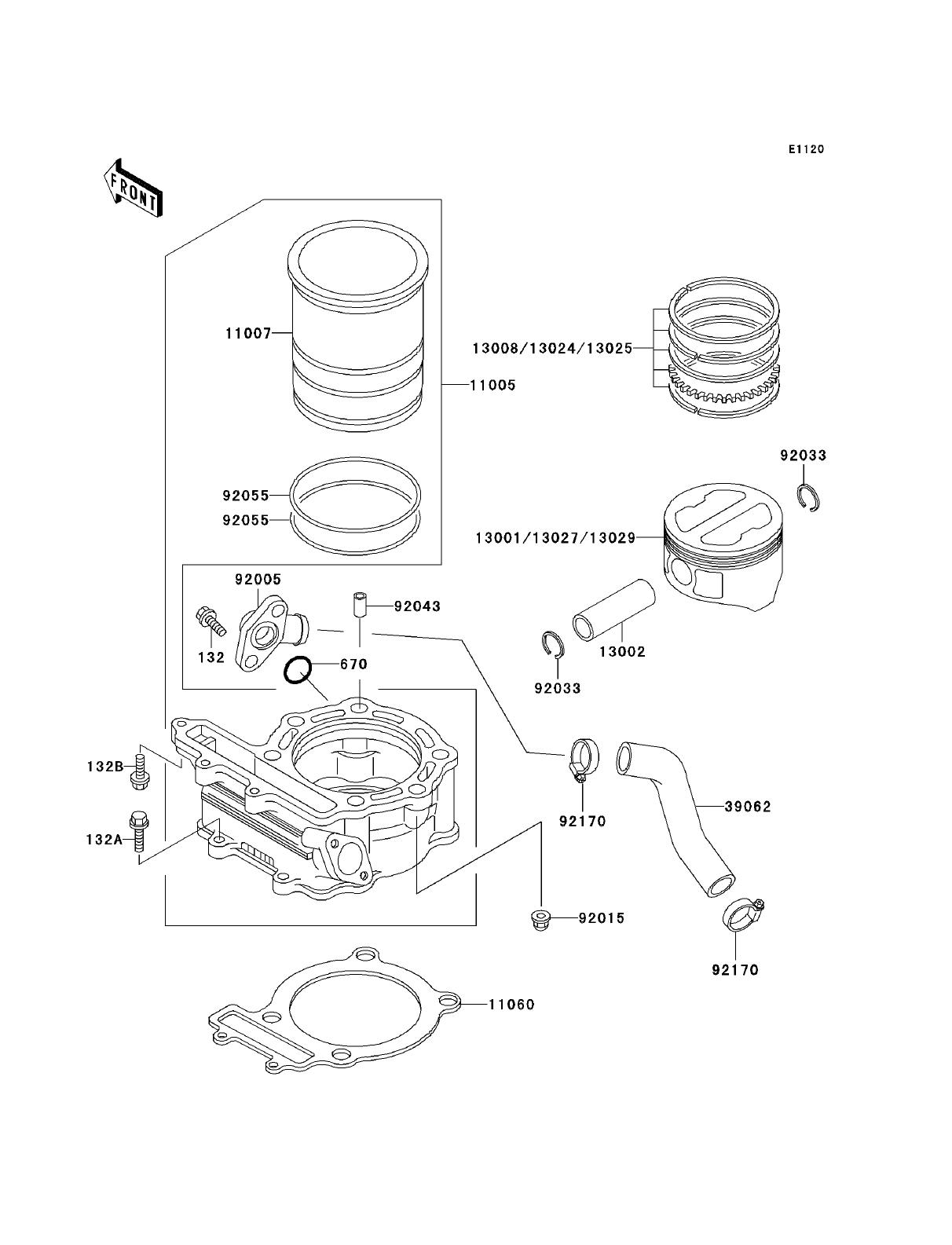 Wiring Diagram For Klr 250