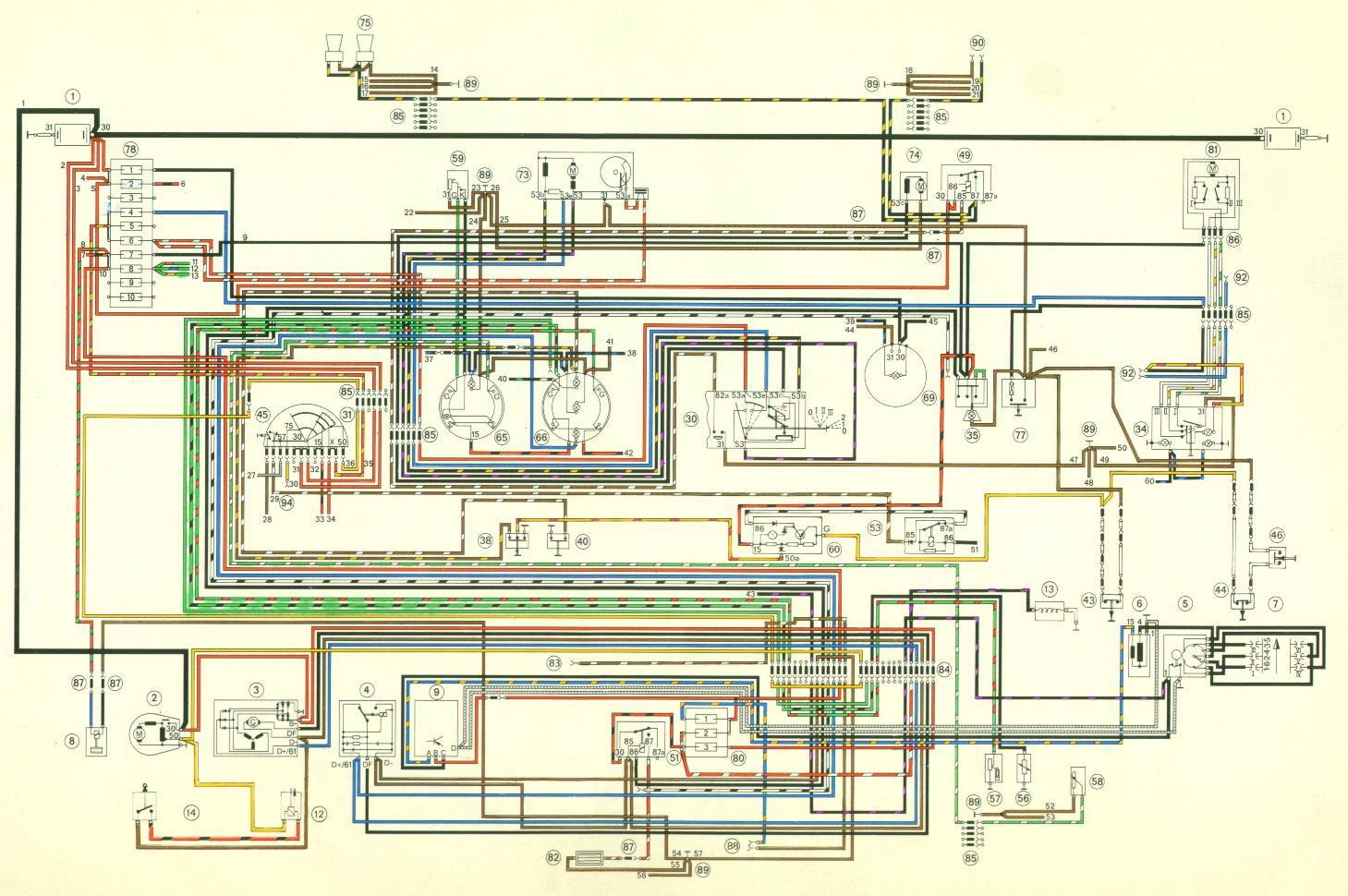 Astonishing 1980 Porsche 911 Wiring Diagram Carbonvote Mudit Blog Wiring Cloud Xortanetembamohammedshrineorg