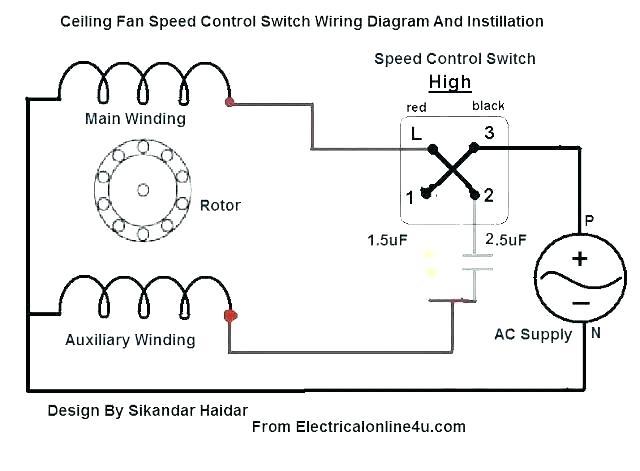 Wt 0146 Ceiling Fan Wiring Diagram Red Wire 3 Speed Ceiling Fan Switch Free Diagram