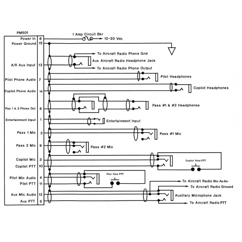 phone headset wiring  diagram aviation headphone wiring diagram wiring diagram schematics  aviation headphone wiring diagram