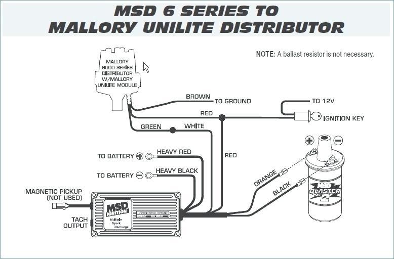 Msd 6aln Wiring Diagram With Ballast Resistor Garage Electrical Schematic Pump Yenpancane Jeanjaures37 Fr