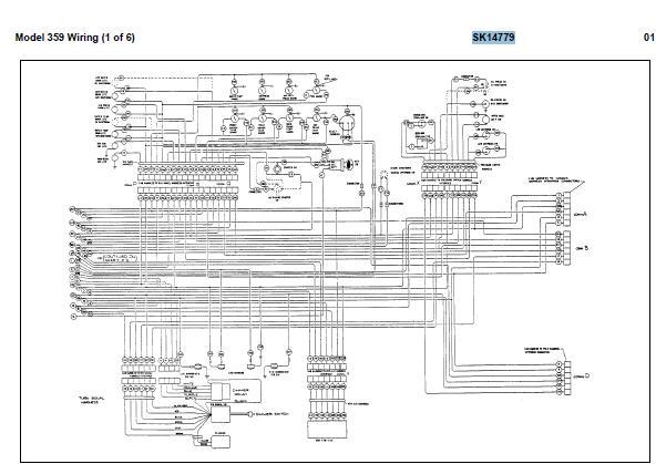 Superb Peterbilt 359 Complete Electrical Wiring Diagrams Wiring Cloud Onicaalyptbenolwigegmohammedshrineorg