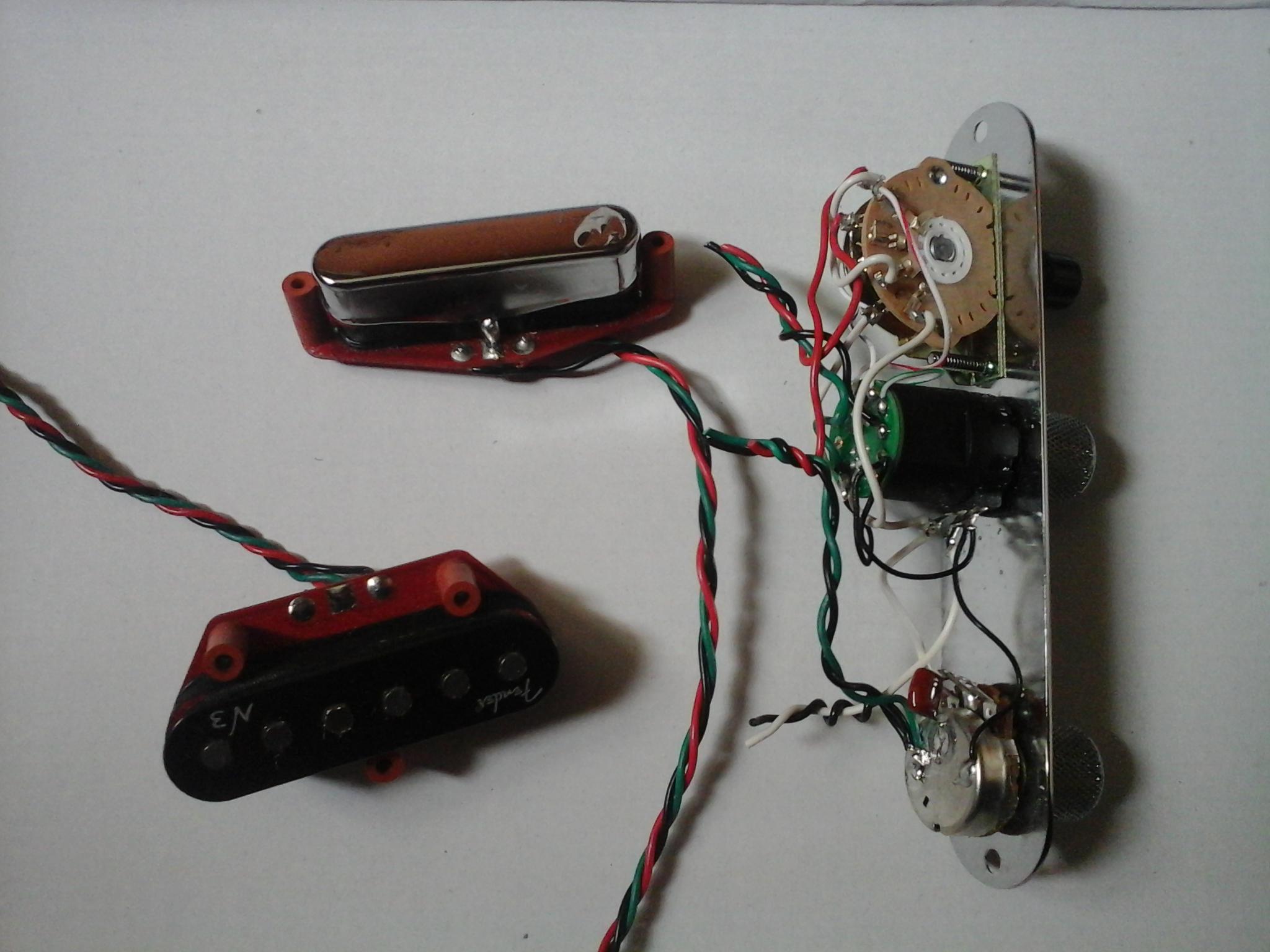 CB_3206] N3 Tele Pickup Wiring DiagramShopa Vira Mohammedshrine Librar Wiring 101