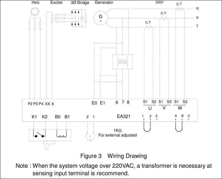 Stamford Avr Mx321 Wiring Diagram