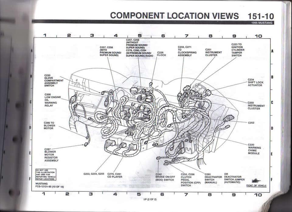 TR_5504] Wiring Diagram 1994 Mustang Cobra Wiring Diagram