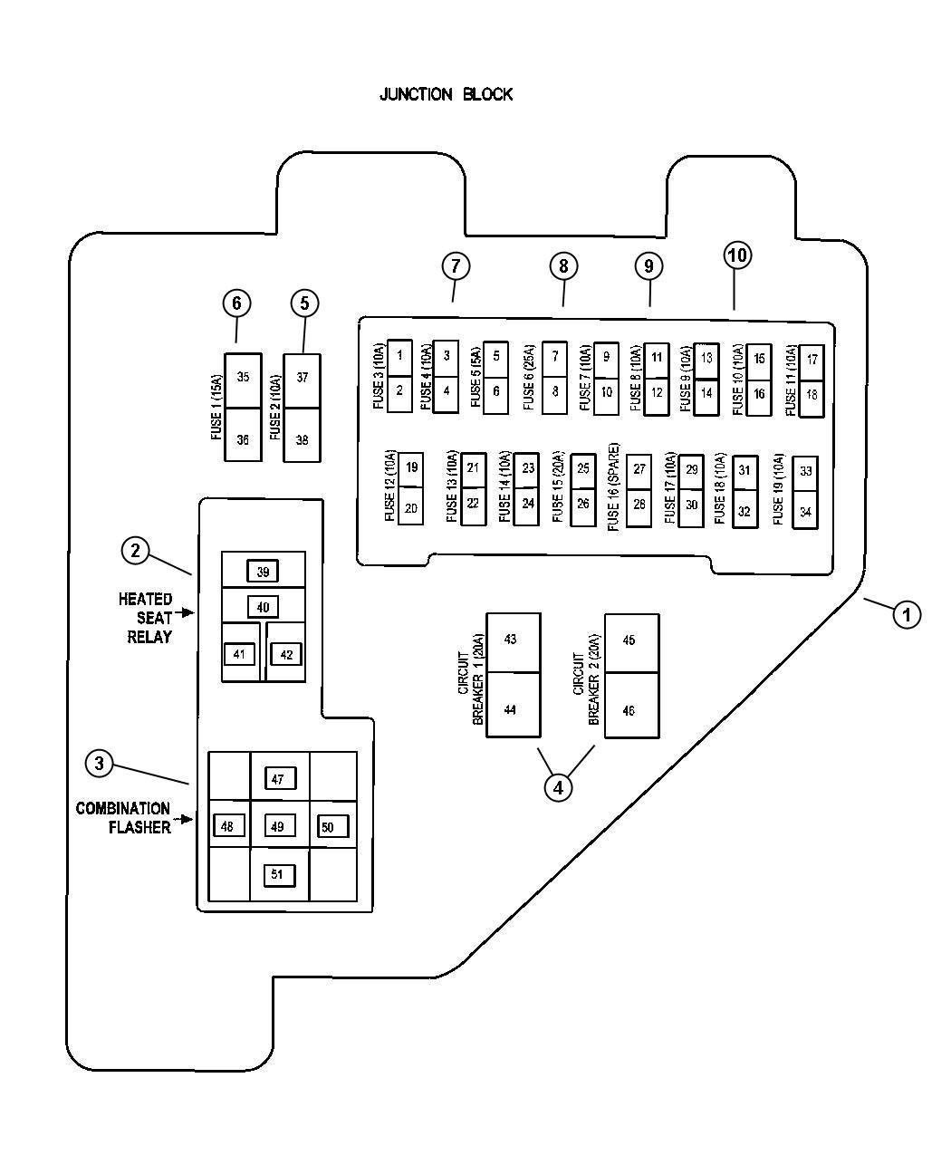 FZ_5309] Dakota Fuse Box Diagram In Addition 1996 Dodge Dakota Fuse Box  Diagram Download DiagramXrenket Isra Mohammedshrine Librar Wiring 101