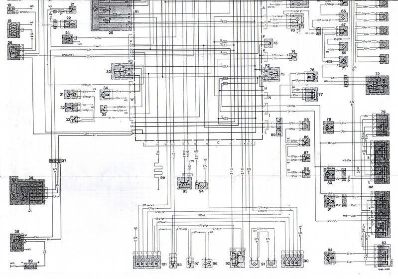 ew4293 mercedes wiring colours free diagram