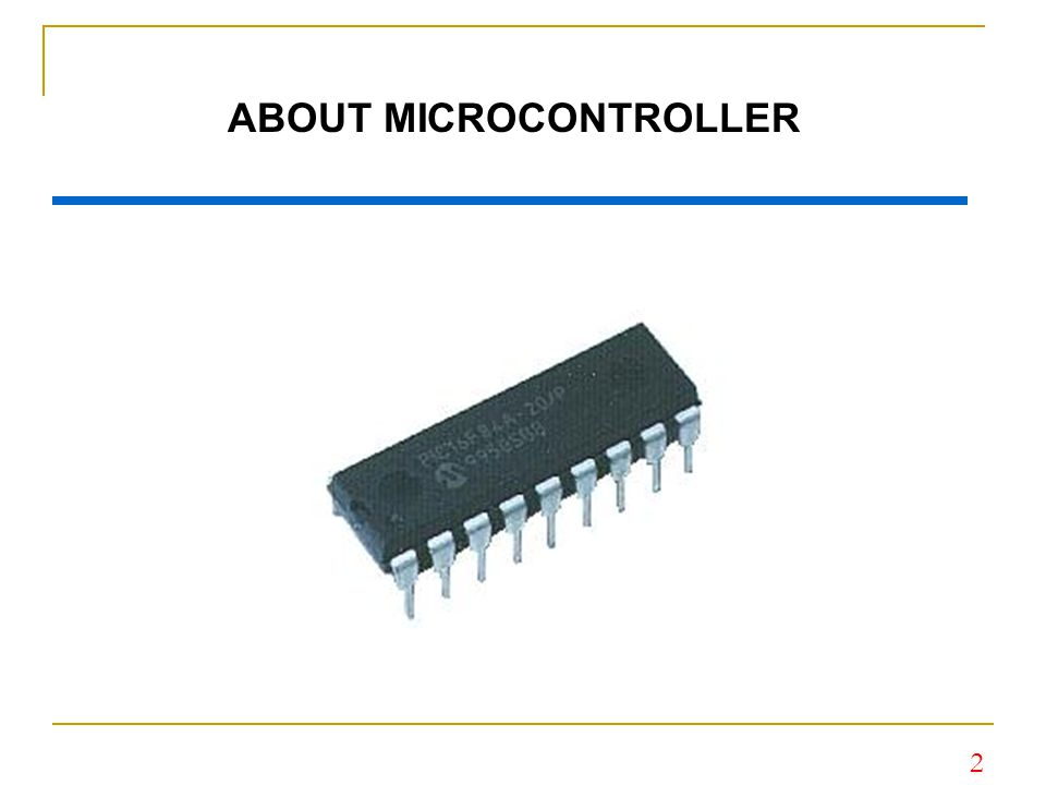 Pleasant Simple Microcontroller Programming With Pic16F Ppt Video Online Download Wiring Cloud Rdonaheevemohammedshrineorg