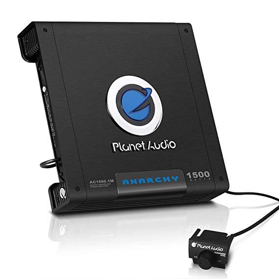 Remarkable Amazon Com Planet Audio Ac1500 1M Car Amplifier 1500 Watts Max Wiring Cloud Picalendutblikvittorg