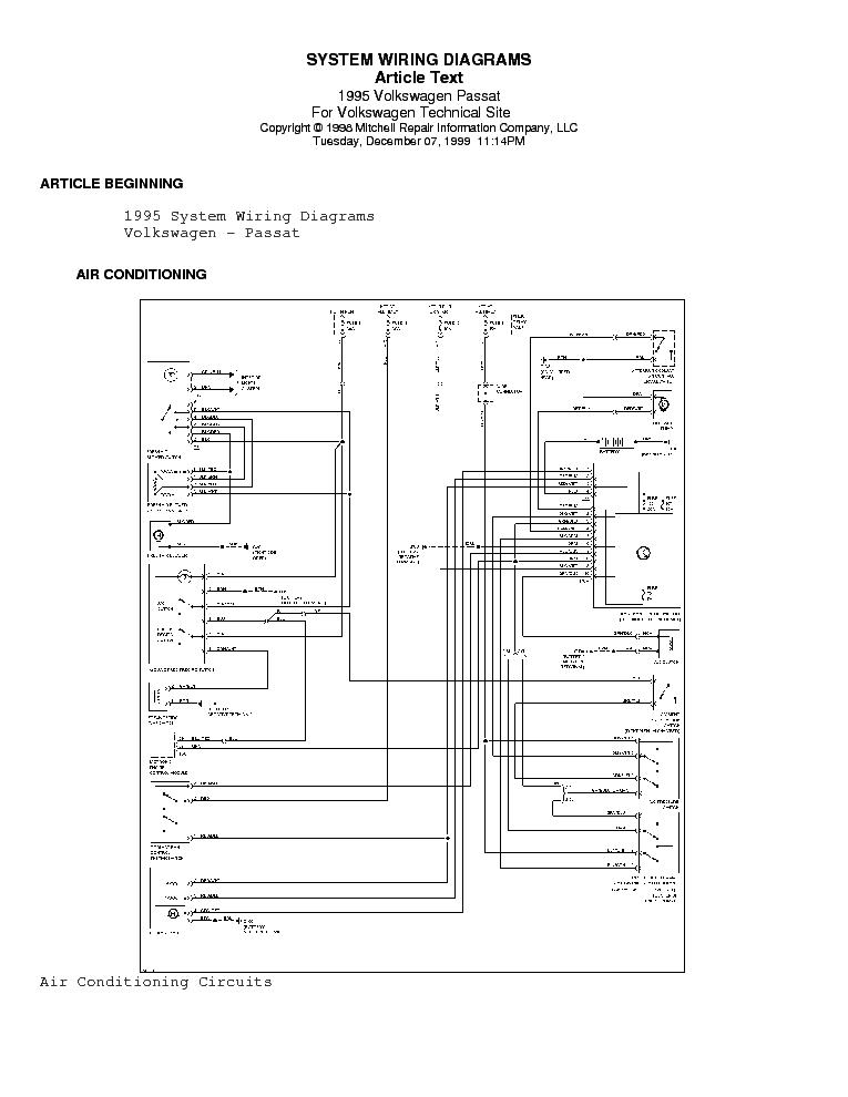 HY_4858] 2014 Passat Wiring Diagram Free DiagramSubc Xolia Mohammedshrine Librar Wiring 101