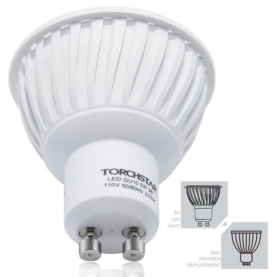Astonishing 6 Pack Mr16 Gu10 Led Light Bulb 5W Led Bulbs 2700K Soft White Wiring Cloud Counpengheilarigresichrocarnosporgarnagrebsunhorelemohammedshrineorg