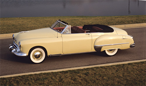 Fabulous 1948 1949 Oldsmobile Ninety Eight Series Hemmings Daily Wiring Cloud Cranvenetmohammedshrineorg