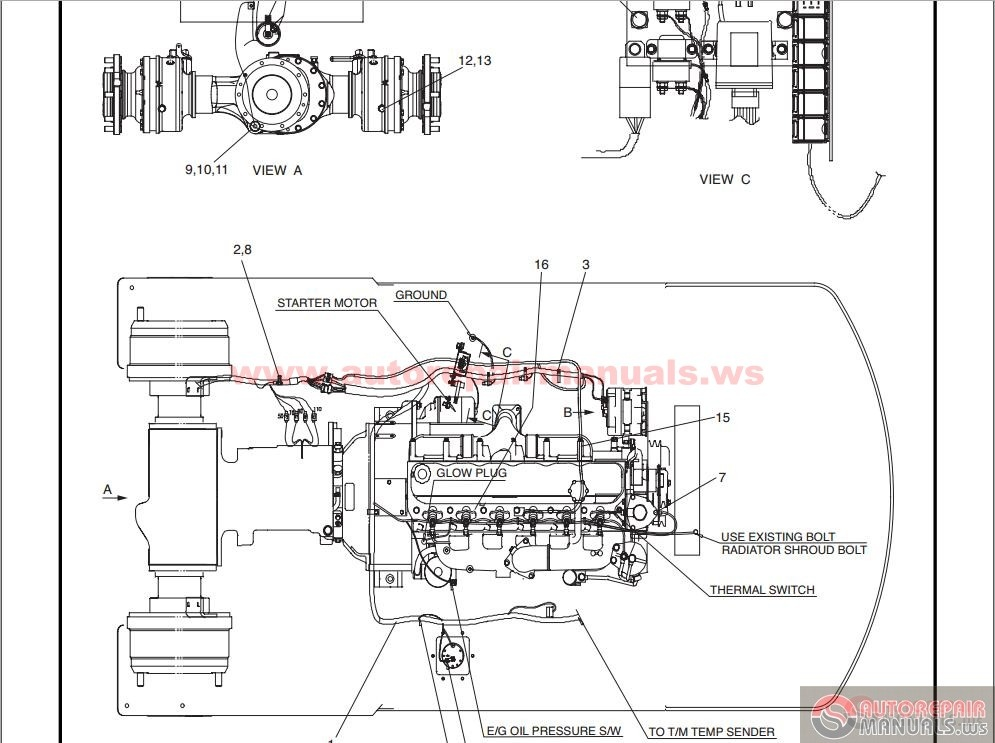 Zn 9055  Daewoo G25s Manual Download Diagram