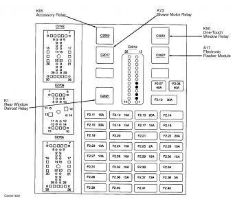 sk_6751] 2002 ford taurus fuse box diagram central junction box ...  groa sapre hemt hutpa unho xeira mohammedshrine librar wiring 101