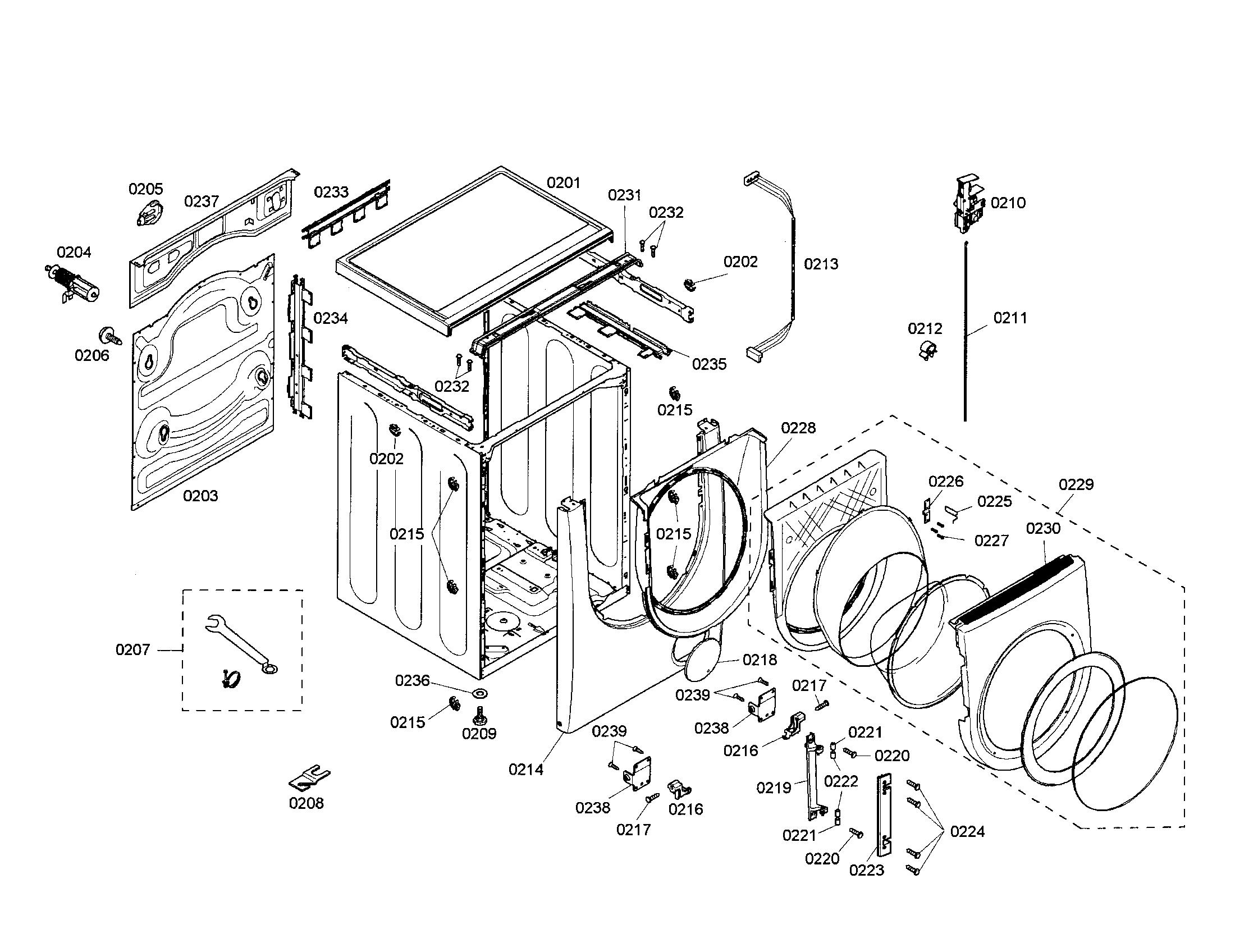 Dh 3781 Bosch Washer Wiring Diagram Free Diagram