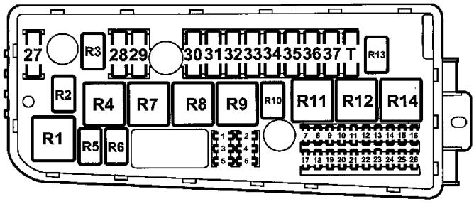 2004 Saab 9 3 Fuse Diagram - 2004 Bmw 330ci Fuse Box Diagram for Wiring  Diagram SchematicsWiring Diagram Schematics