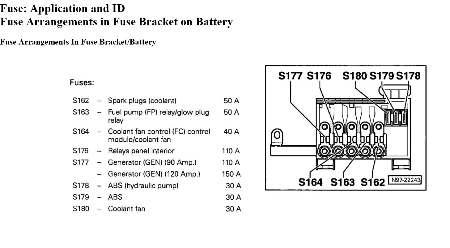 jetta battery fuse box 2000 beetle fuse box wiring diagram data  2000 beetle fuse box wiring diagram data