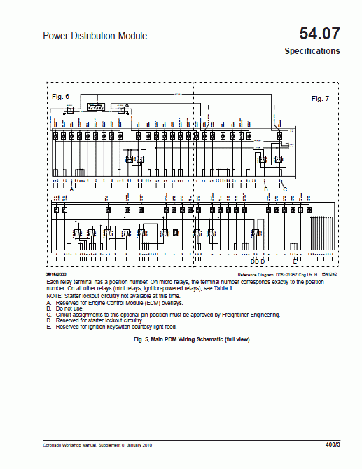 yr0306 wiring diagram as well freightliner truck wiring