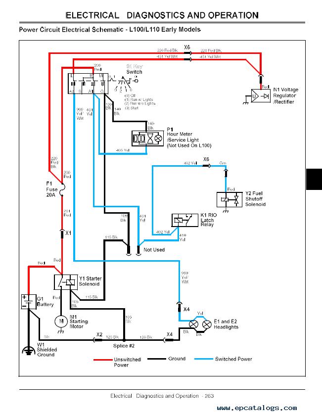 FY_1952] John Deere 111 Wiring Harness Wiring DiagramHutpa Spon Gentot Icaen Shopa Mohammedshrine Librar Wiring 101