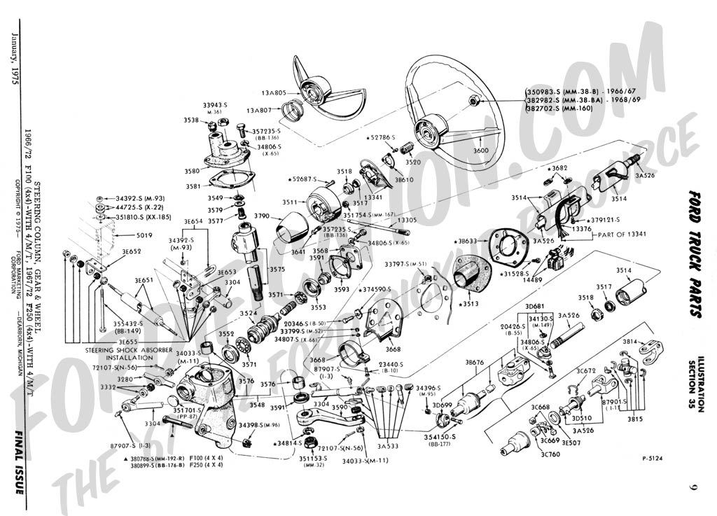 tg 6625  steering column wiring diagram 1967 camaro