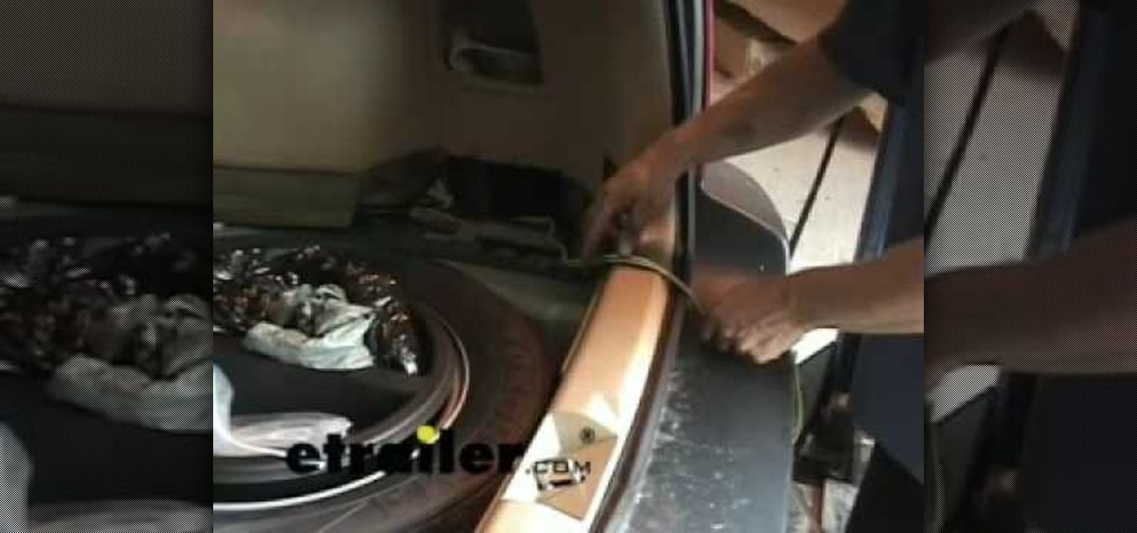 Tremendous How To Install A Trailer Wiring Harness On A Subaru Forester Car Wiring Cloud Counpengheilarigresichrocarnosporgarnagrebsunhorelemohammedshrineorg