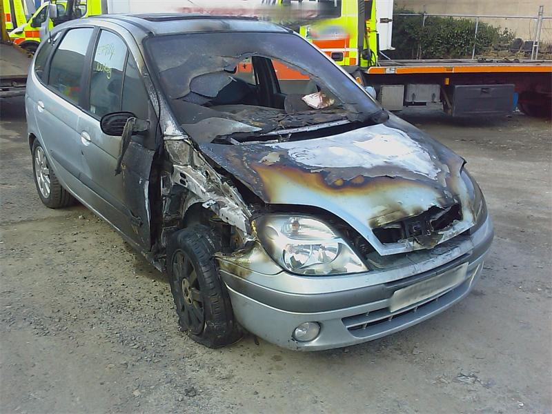 Spare Parts For Renault Scenic Megane